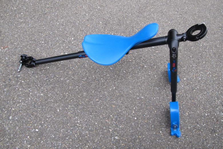 Mac Ride Bikeseat blue