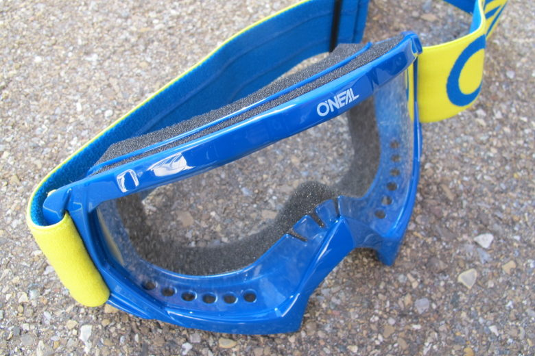 O'Neal B-10 Youth Goggle SOLID yellow/blue