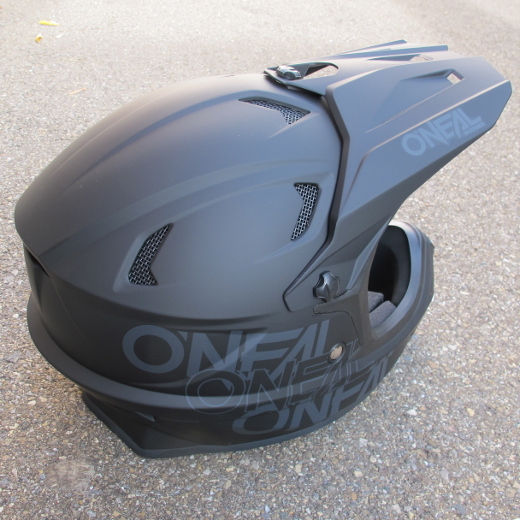 O'neal BACKFLIP Youth Helmet SOLID black