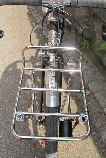 Pelago Commuter Frontrack polish