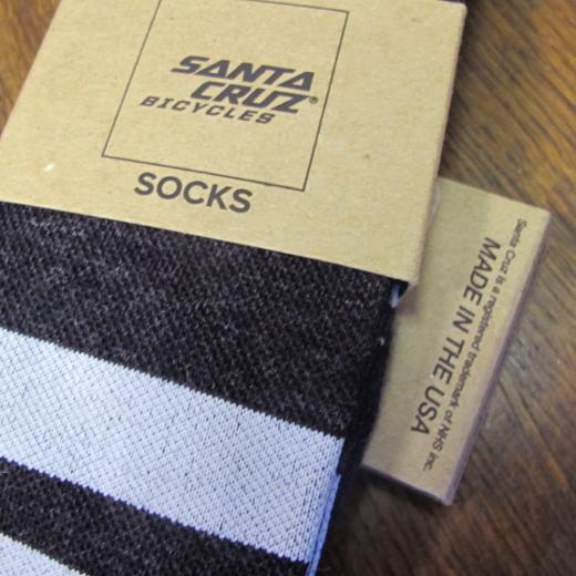 Santa Cruz Ringer Sock