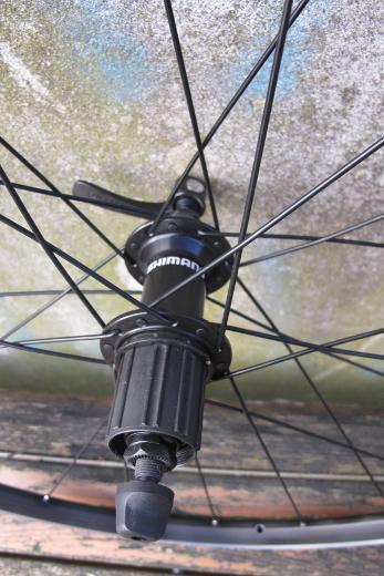 Shimano Road Radsatz 28″ WH-RS100