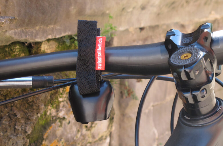 Swisstrailbell Black Edition black