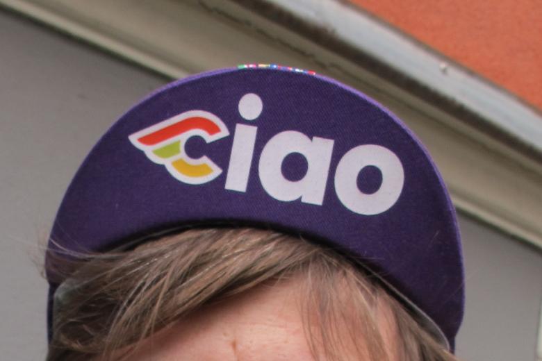 Cinelli CIAO CAP viola