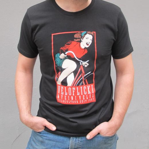 Radlerin T-Shirt