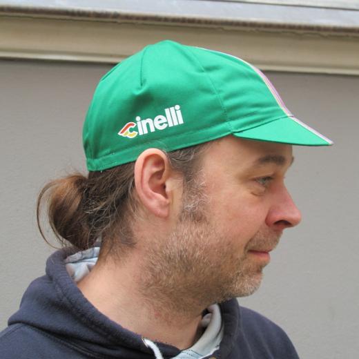Cinelli CIAO CAP verde