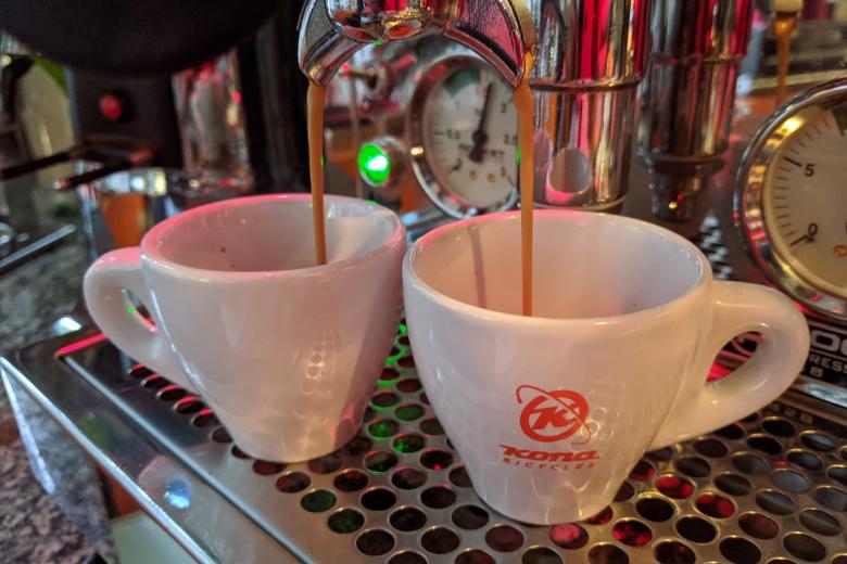 Kona Espresso Cup