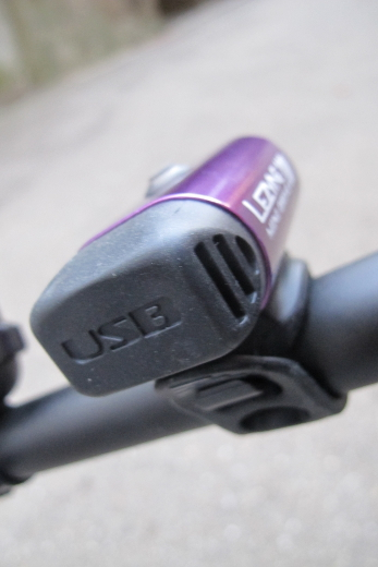 LEZYNE Mini Drive 300 purple