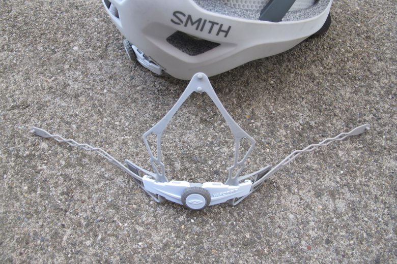 Smith VaporFit white/gray
