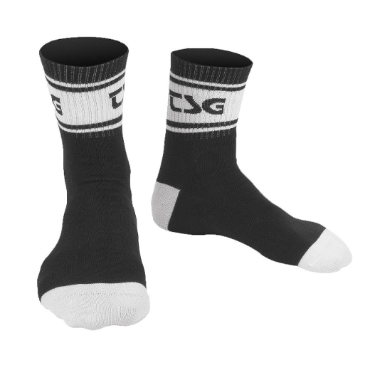 TSG Sock black/white