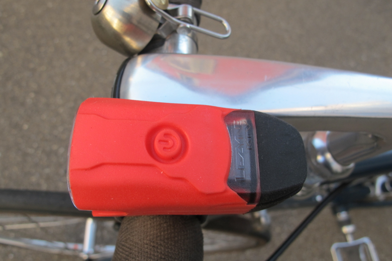 LEZYNE KTV Drive Front red