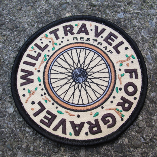 Restrap – Will Travel For Gravel Patch