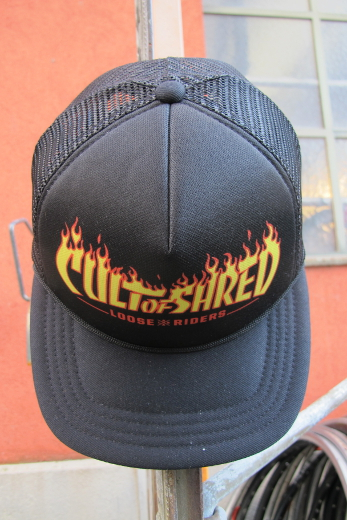 Loose Riders Cap Cult of Shred