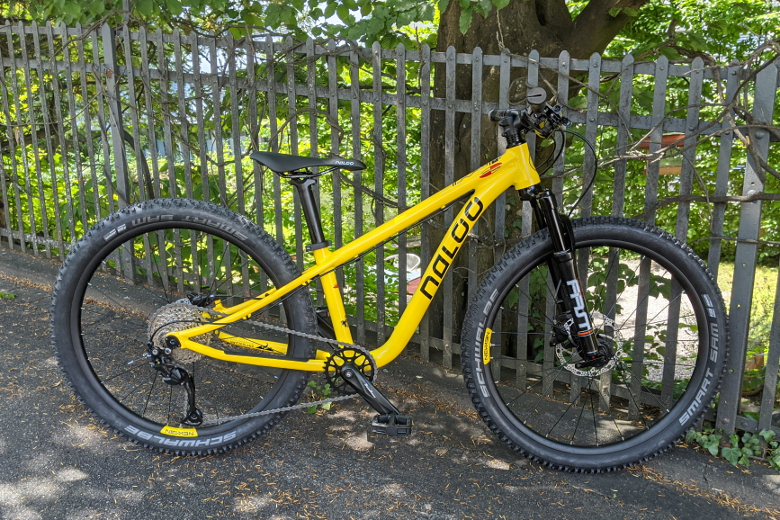 Naloo HillBill 24″ Yellow