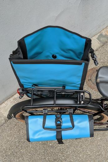 ORTLIEB Back Roller Classic Set Petrol/Black