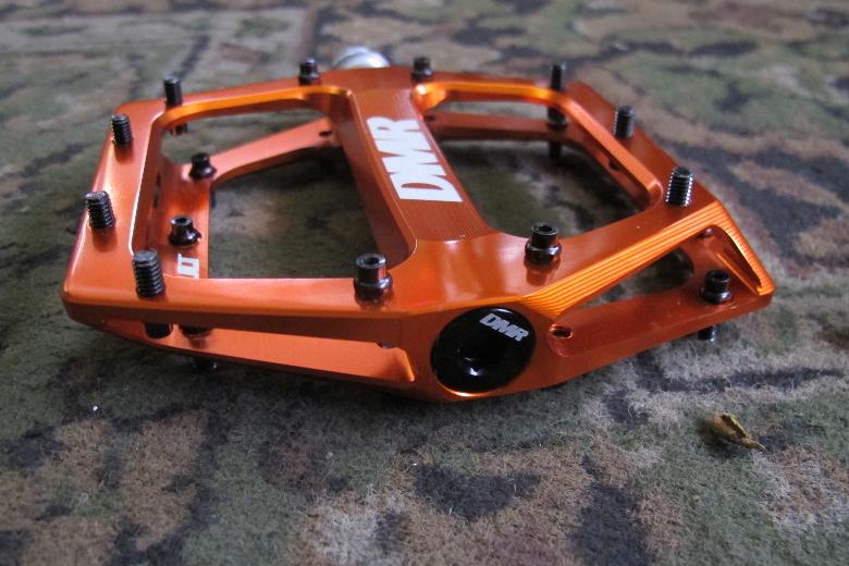 DMR Vault Copper Orange