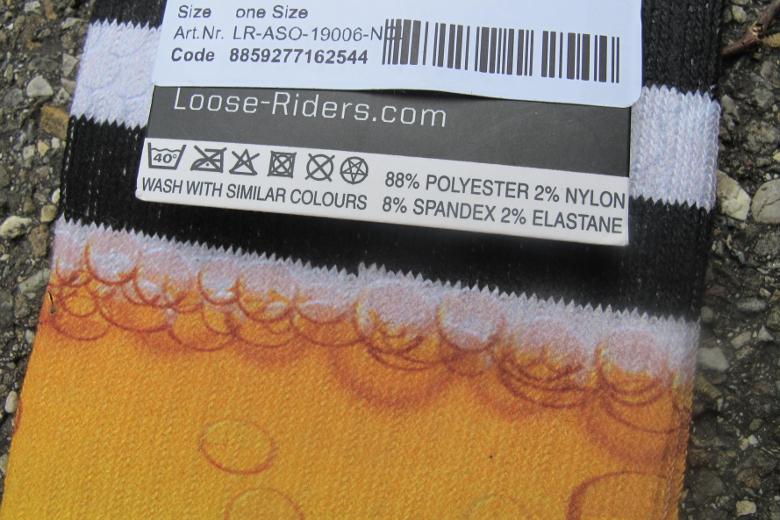 Loose Riders Socks Cheers
