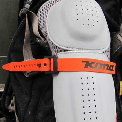 Voile Straps® 20″ Orange with Kona Logo
