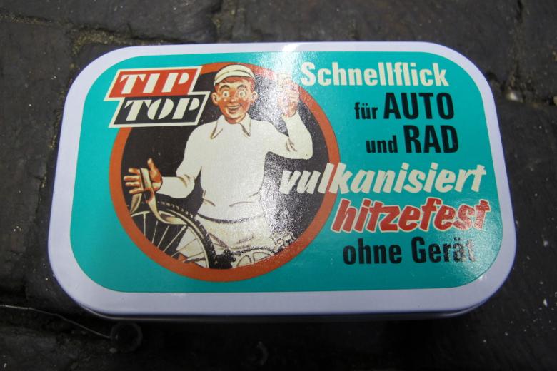 Rema TipTop TT02 Schlauchflicken Nostalgie