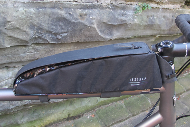 Restrap Race Top Tube Bag