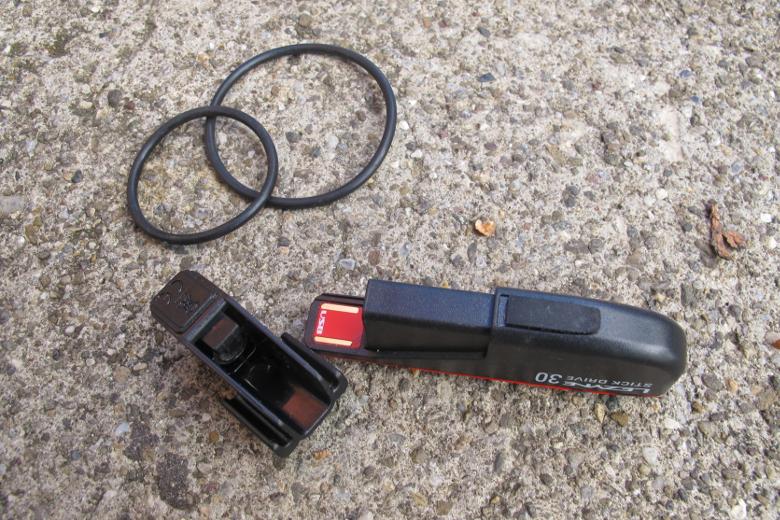 Lezyne Hecto & Stick Drive Pair