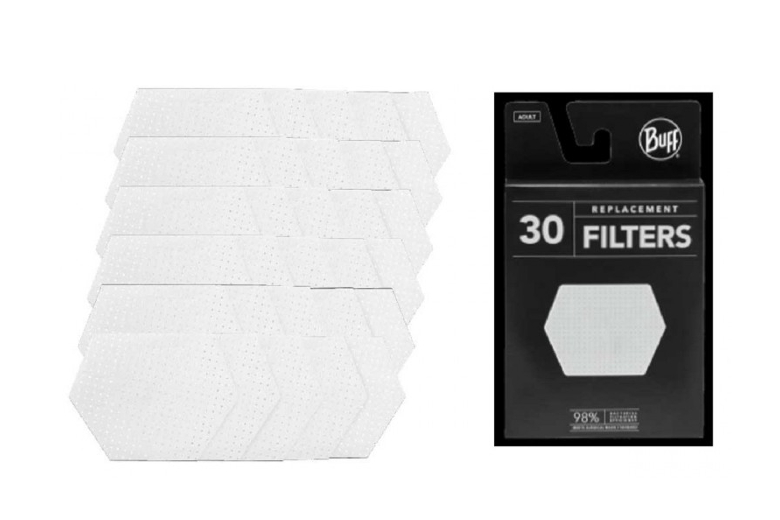 BUFF® 30 Replacement Filters Adult