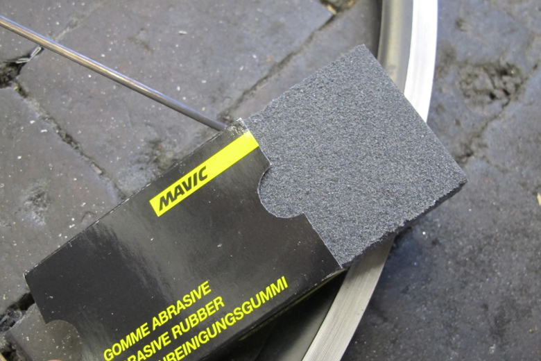 Mavic Abrasiv Rubber