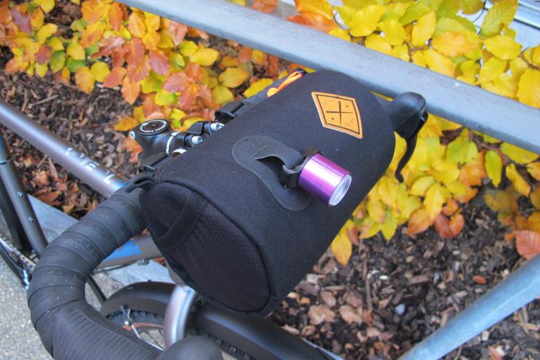Restrap Canister Handlebar Bag