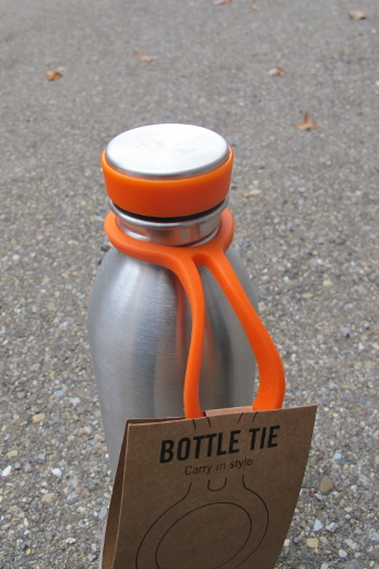 24 Bottles Tie orange