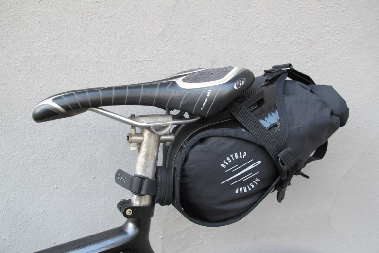 Restrap Adventure Race Saddle Bag