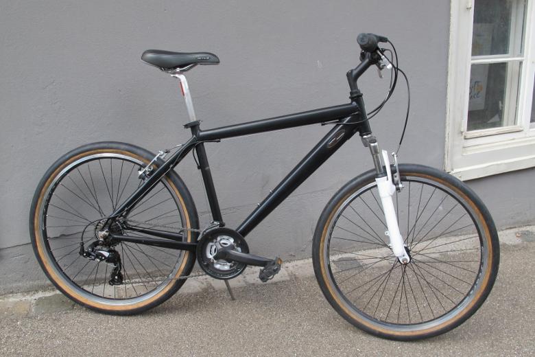 Citybike Black