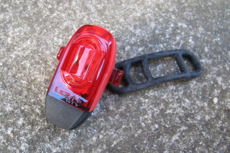 LEZYNE KTV Drive Rear red