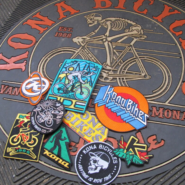 KONA Patches