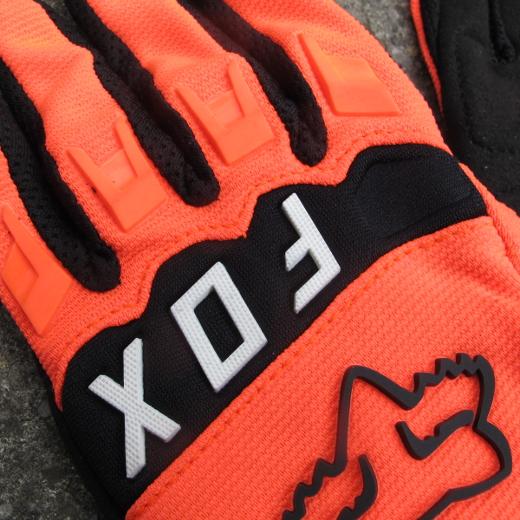 FOX Dirtpaw Youth fluorescent orange