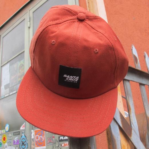 Santa Cruz Wrigley Hat Brick