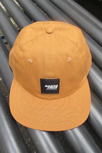 Santa Cruz Wrigley Hat Brown