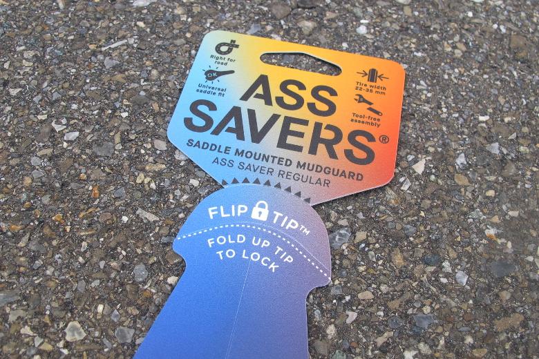 Ass Saver Regular Spektrum