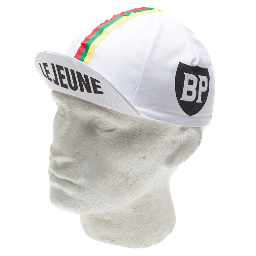 Le Jeune BP Team Cycling Cap