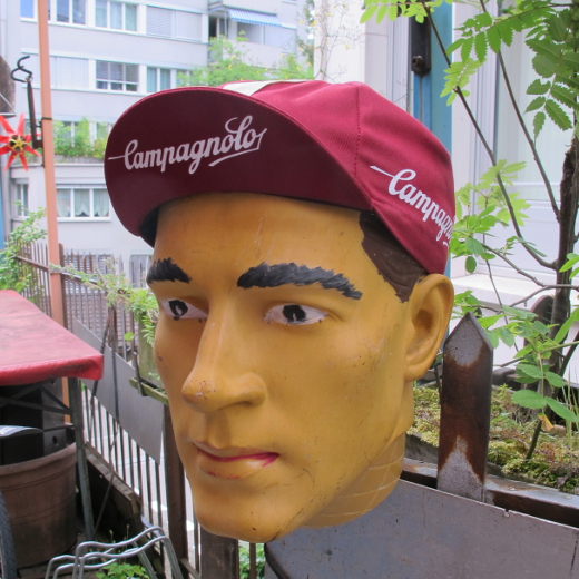 Campagnolo Cycling Cap Burgundy