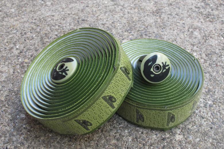 Lizard Skins DSP Bar Tape V2 Olive Green
