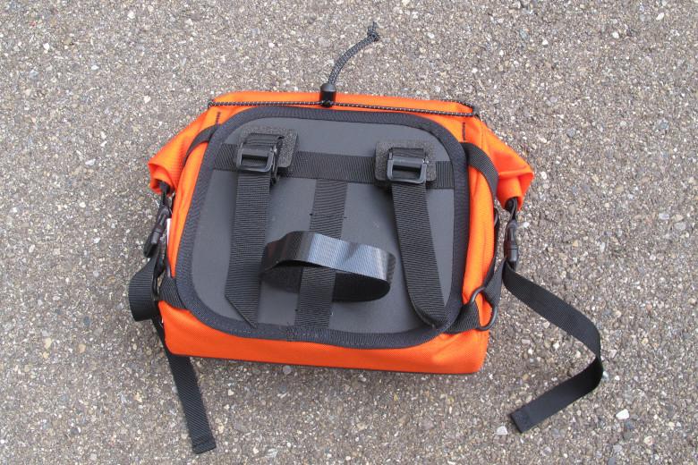 Restrap Bar Pack orange