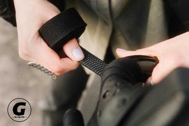 Grepp Gripper Handlebar Tape Charcoal