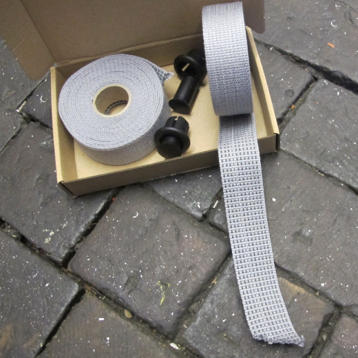 Grepp Gripper Handlebar Tape Ultimate Grey