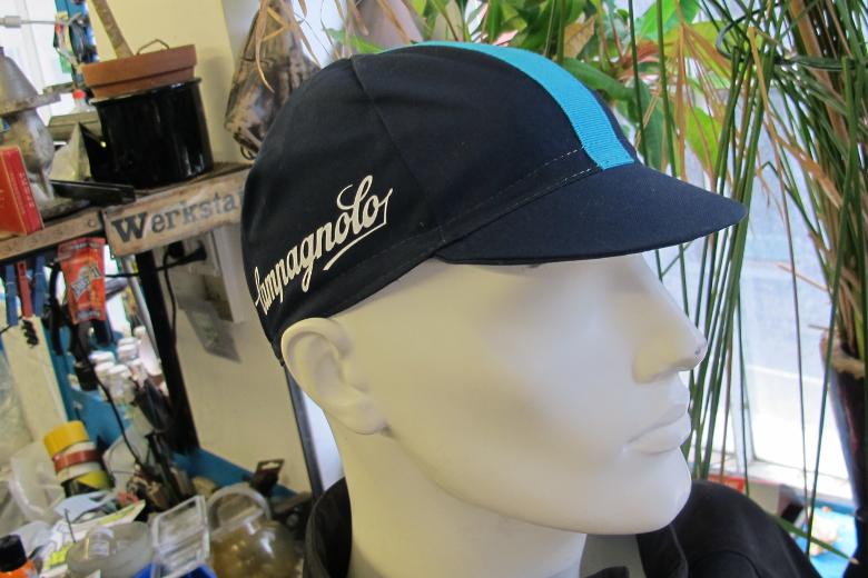 Campagnolo Cycling Cap Blue
